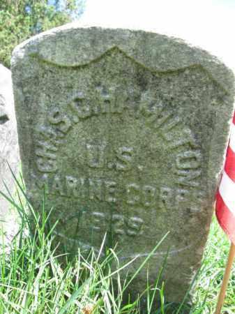 HAMILTON (WW I), CHARLES G. - Lancaster County, Pennsylvania | CHARLES G. HAMILTON (WW I) - Pennsylvania Gravestone Photos