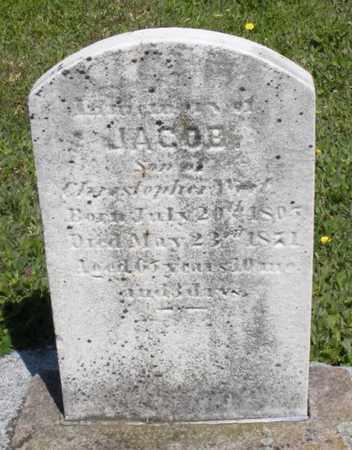 WEIT, JACOB - Lancaster County, Pennsylvania | JACOB WEIT - Pennsylvania Gravestone Photos