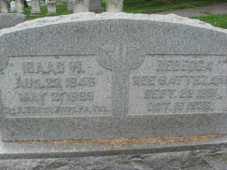 MATTERNESS (MATTHEWS) (CW), ISAAC W. - Lebanon County, Pennsylvania | ISAAC W. MATTERNESS (MATTHEWS) (CW) - Pennsylvania Gravestone Photos