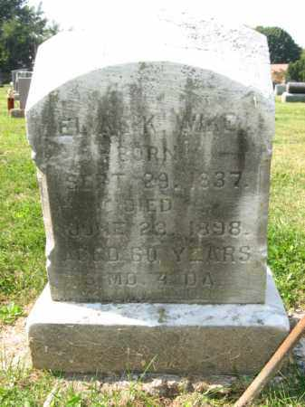 WIKE, ELIAS - Lebanon County, Pennsylvania   ELIAS WIKE - Pennsylvania Gravestone Photos