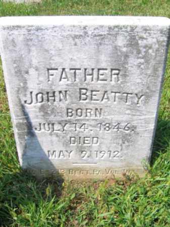 BEATTY, JOHN - Lehigh County, Pennsylvania   JOHN BEATTY - Pennsylvania Gravestone Photos