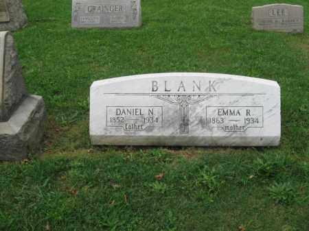 BLANK, EMMA R. - Lehigh County, Pennsylvania   EMMA R. BLANK - Pennsylvania Gravestone Photos