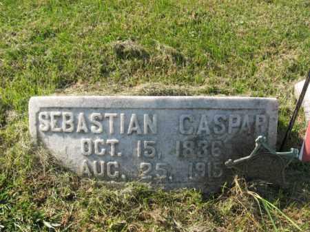 CASPAR, SEBASTIAN - Lehigh County, Pennsylvania | SEBASTIAN CASPAR - Pennsylvania Gravestone Photos