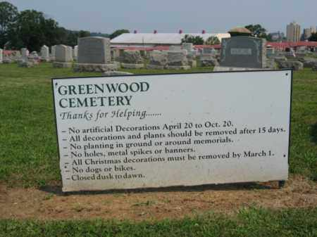 CEMETERY VIEW, GREENWOOD - Lehigh County, Pennsylvania   GREENWOOD CEMETERY VIEW - Pennsylvania Gravestone Photos