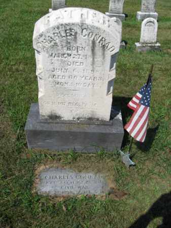 CONRAD (CW), CHARLES - Lehigh County, Pennsylvania | CHARLES CONRAD (CW) - Pennsylvania Gravestone Photos