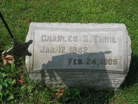 EHRIE (CW), CHARLES S. - Lehigh County, Pennsylvania   CHARLES S. EHRIE (CW) - Pennsylvania Gravestone Photos