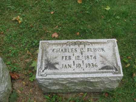 FLUCK, CHARLES C. - Lehigh County, Pennsylvania | CHARLES C. FLUCK - Pennsylvania Gravestone Photos