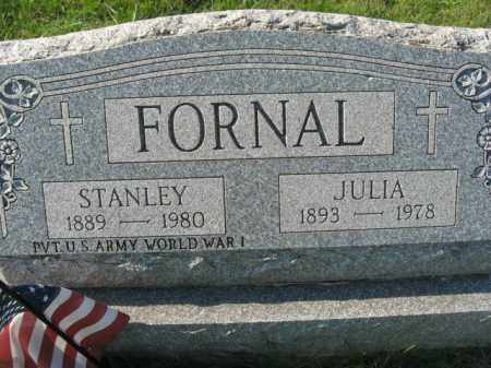 FORNAL, STANLEY - Lehigh County, Pennsylvania | STANLEY FORNAL - Pennsylvania Gravestone Photos