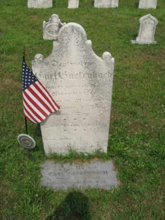 GACKENBACH, CARL - Lehigh County, Pennsylvania   CARL GACKENBACH - Pennsylvania Gravestone Photos