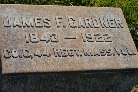 GARDNER (CW), JAMES F. - Lehigh County, Pennsylvania | JAMES F. GARDNER (CW) - Pennsylvania Gravestone Photos