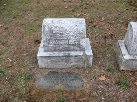 GIFFIN (CW), OLIVER D. - Lehigh County, Pennsylvania | OLIVER D. GIFFIN (CW) - Pennsylvania Gravestone Photos