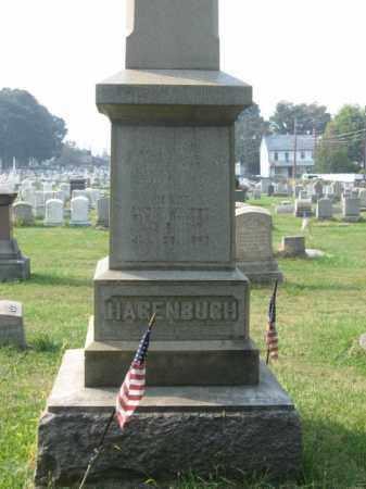 HAGENBUCH, BENJAMIN J. - Lehigh County, Pennsylvania | BENJAMIN J. HAGENBUCH - Pennsylvania Gravestone Photos