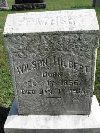 HILBERT, WILSON - Lehigh County, Pennsylvania | WILSON HILBERT - Pennsylvania Gravestone Photos