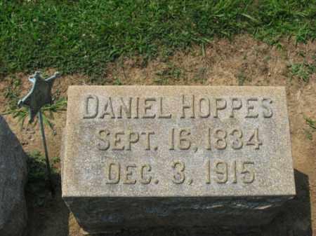 HOPPES, DANIEL - Lehigh County, Pennsylvania | DANIEL HOPPES - Pennsylvania Gravestone Photos