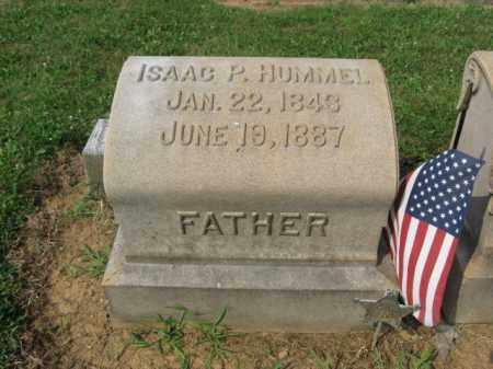 HUMMEL (CW), ISAAC P. - Lehigh County, Pennsylvania | ISAAC P. HUMMEL (CW) - Pennsylvania Gravestone Photos