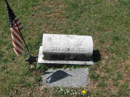 JACOBY  (CW), PVT.EDWIN - Lehigh County, Pennsylvania | PVT.EDWIN JACOBY  (CW) - Pennsylvania Gravestone Photos