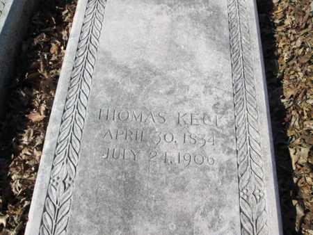 KECK (CW), THOMAS - Lehigh County, Pennsylvania | THOMAS KECK (CW) - Pennsylvania Gravestone Photos
