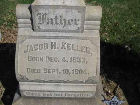 KELLER (CW), JACOB H. - Lehigh County, Pennsylvania   JACOB H. KELLER (CW) - Pennsylvania Gravestone Photos