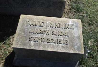 KLINE (CW), DAVID R. - Lehigh County, Pennsylvania   DAVID R. KLINE (CW) - Pennsylvania Gravestone Photos
