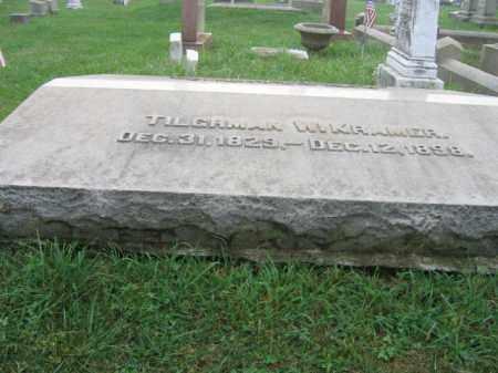 KRAMER, TILGHMAN - Lehigh County, Pennsylvania | TILGHMAN KRAMER - Pennsylvania Gravestone Photos