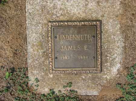 LINDENMUTH, JAMES  E. - Lehigh County, Pennsylvania | JAMES  E. LINDENMUTH - Pennsylvania Gravestone Photos