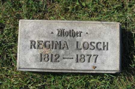 LOSCH, REGINA - Lehigh County, Pennsylvania | REGINA LOSCH - Pennsylvania Gravestone Photos