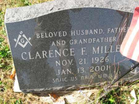 MILLER, CLARNCE F. - Lehigh County, Pennsylvania   CLARNCE F. MILLER - Pennsylvania Gravestone Photos