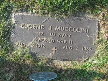 MUCCOLINI, EUGENE J. - Lehigh County, Pennsylvania | EUGENE J. MUCCOLINI - Pennsylvania Gravestone Photos