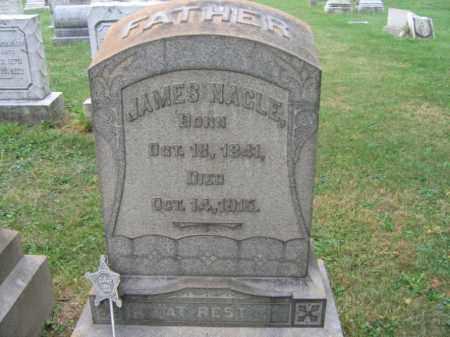 NAGLE, JAMES - Lehigh County, Pennsylvania | JAMES NAGLE - Pennsylvania Gravestone Photos