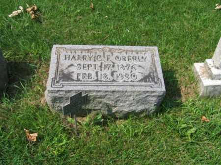 OBERLY, HARRY C.F. - Lehigh County, Pennsylvania | HARRY C.F. OBERLY - Pennsylvania Gravestone Photos