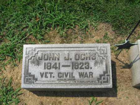 OCHS (CW), JOHN  J. - Lehigh County, Pennsylvania   JOHN  J. OCHS (CW) - Pennsylvania Gravestone Photos