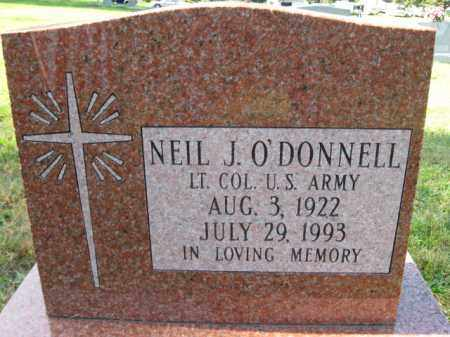 O'DONNELL, NEIL J. - Lehigh County, Pennsylvania | NEIL J. O'DONNELL - Pennsylvania Gravestone Photos