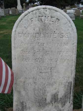 QWEISS, DANIEL - Lehigh County, Pennsylvania | DANIEL QWEISS - Pennsylvania Gravestone Photos