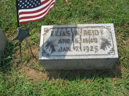 REIDY (CW), ELIAS  W. - Lehigh County, Pennsylvania | ELIAS  W. REIDY (CW) - Pennsylvania Gravestone Photos