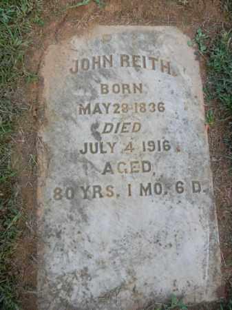 REITH, JOHN - Lehigh County, Pennsylvania   JOHN REITH - Pennsylvania Gravestone Photos
