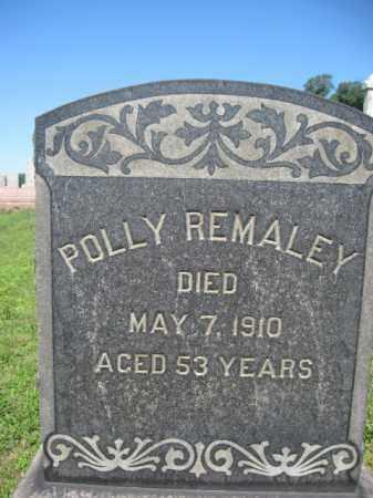 REMALEY, POLLY - Lehigh County, Pennsylvania | POLLY REMALEY - Pennsylvania Gravestone Photos