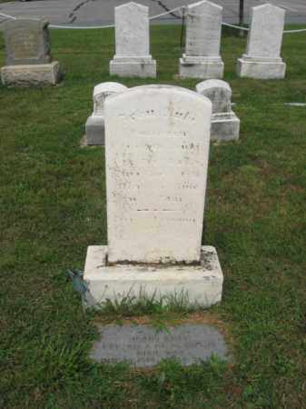 RUFF  (RUHF)(CW), JOHN - Lehigh County, Pennsylvania | JOHN RUFF  (RUHF)(CW) - Pennsylvania Gravestone Photos