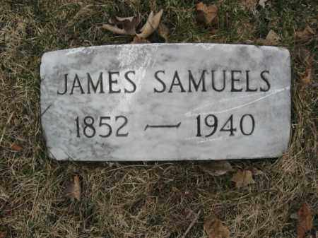 SAMUELS, JAMES - Lehigh County, Pennsylvania   JAMES SAMUELS - Pennsylvania Gravestone Photos