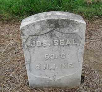 SEAL (CW), JOSEPH - Lehigh County, Pennsylvania | JOSEPH SEAL (CW) - Pennsylvania Gravestone Photos