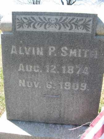SMITH, ALVIN P. - Lehigh County, Pennsylvania   ALVIN P. SMITH - Pennsylvania Gravestone Photos
