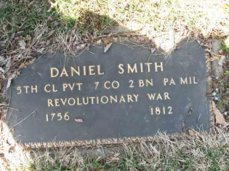 SMITH, DANIEL - Lehigh County, Pennsylvania | DANIEL SMITH - Pennsylvania Gravestone Photos
