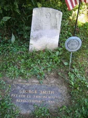 SMITH, GEORGE - Lehigh County, Pennsylvania | GEORGE SMITH - Pennsylvania Gravestone Photos