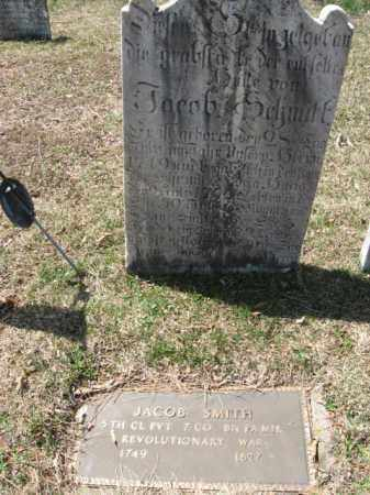 SMITH, JACOB - Lehigh County, Pennsylvania   JACOB SMITH - Pennsylvania Gravestone Photos