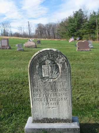 SMITH, LEWIS - Lehigh County, Pennsylvania | LEWIS SMITH - Pennsylvania Gravestone Photos