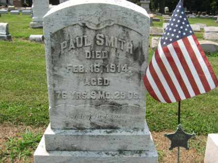 SMITH, PAUL - Lehigh County, Pennsylvania | PAUL SMITH - Pennsylvania Gravestone Photos