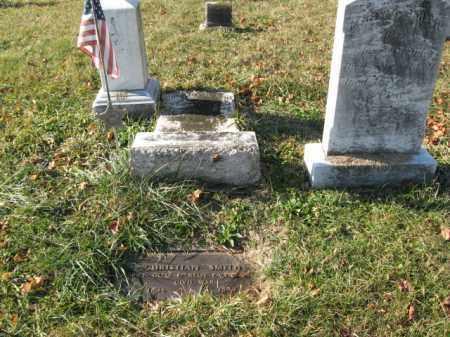 SMITH, PVT. CHRISTIAN - Lehigh County, Pennsylvania | PVT. CHRISTIAN SMITH - Pennsylvania Gravestone Photos