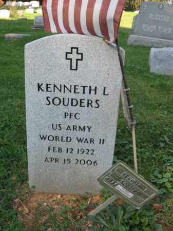 SOUDERS, KENNETH L. - Lehigh County, Pennsylvania   KENNETH L. SOUDERS - Pennsylvania Gravestone Photos
