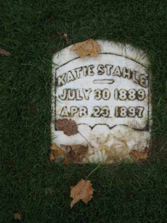 STAHLE, KATIE - Lehigh County, Pennsylvania | KATIE STAHLE - Pennsylvania Gravestone Photos