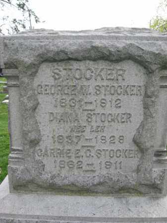 STOCKER (CW), GEORGE W. - Lehigh County, Pennsylvania   GEORGE W. STOCKER (CW) - Pennsylvania Gravestone Photos