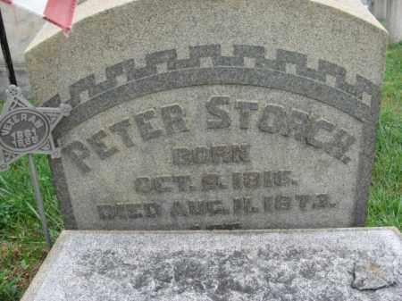 STORCH, PETER - Lehigh County, Pennsylvania | PETER STORCH - Pennsylvania Gravestone Photos